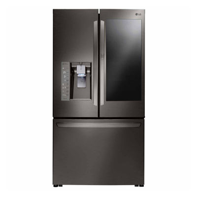 LG ENERGY STAR® 23.5 cu. ft. Smart Wi-Fi Enabled InstaView™  sc 1 st  JCPenney & LG LFXC24796D ENERGY STAR® 23.5 cu. ft. Smart Wi-Fi Enabled ...