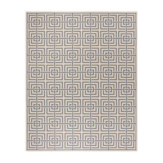 Safavieh Linden Collection Neal Geometric Area Rug