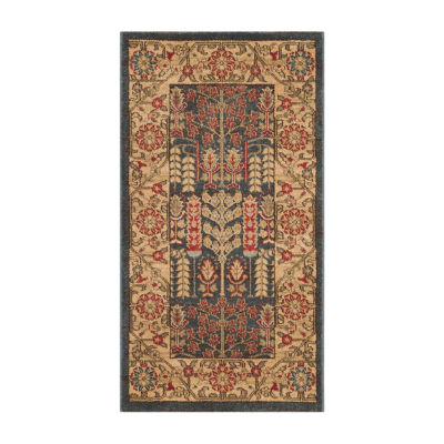 Safavieh Mahal Collection Juniper Oriental Area Rug
