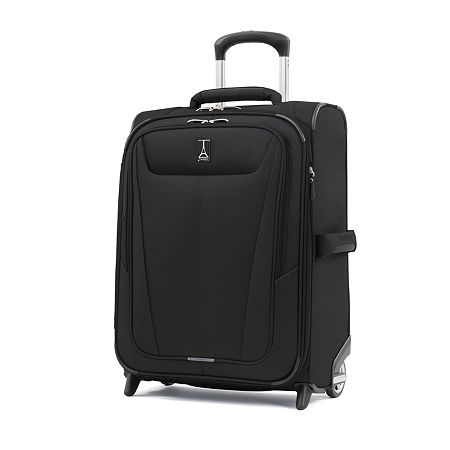 Travelpro Maxlite 5 14 Inch International Carry on Rollerboard Luggage, One Size , Black