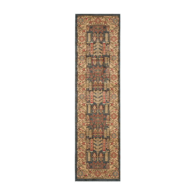 Safavieh Mahal Collection Juniper Oriental Runner Rug