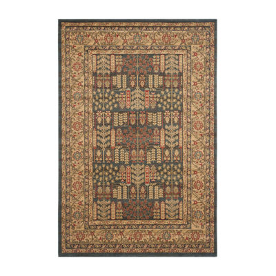 Safavieh Mahal Collection Juniper Oriental Square Area Rug