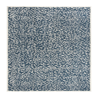 Safavieh Marbella Collection Gaia Geometric Square Area Rug