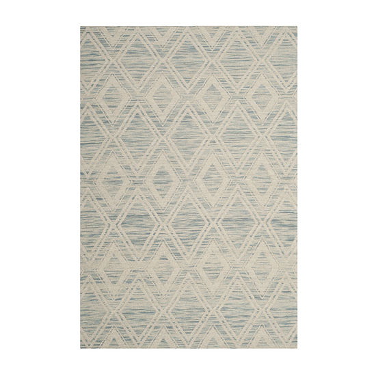 Safavieh Marbella Collection Jacqueline Geometric Area Rug
