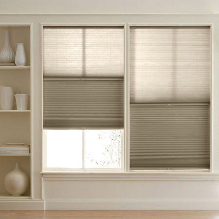 Home Expressions Room Darkening Day/Night Cordless Cellular Shade - FREE SWATCH, One Size , No Color Family