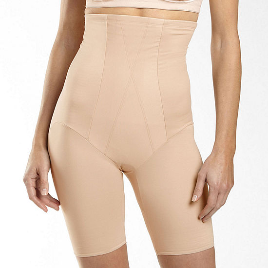 Underscore Plus Innovative Edge® High-Waist Thigh Slimmers - 129-3529