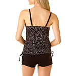 a.n.a Dots Tankini Swimsuit Top or Swimsuit Bottom