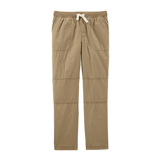 Carter's Little & Big Boys Straight Jogger Pant