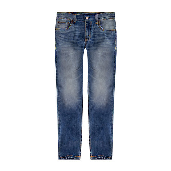 Levi's 510 Everyday Performance Big Boys Straight Classic Fit Jean