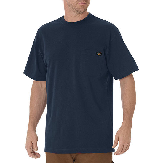Dickies® WS450 Heavyweight Short-Sleeve Pocket Tee–Big & Tall