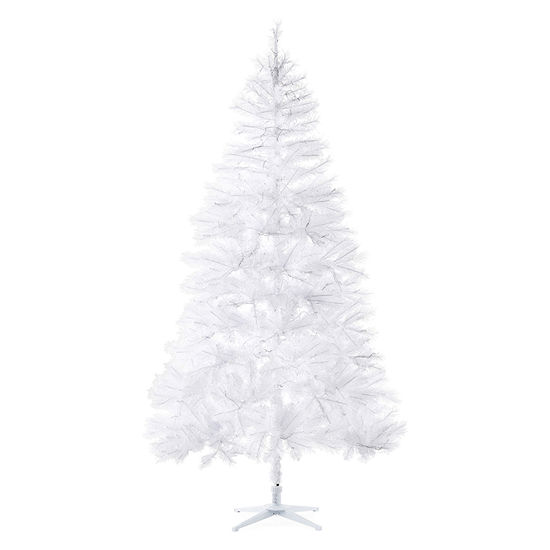 Jc Penney Christmas Trees: North Pole Trading Co. 7 1/2 Foot Ashford Spruce Pre-Lit