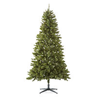 Deals on North Pole Trading Co. 6 1/2 Foot Seymour Pine Pre-Lit Christmas Tree