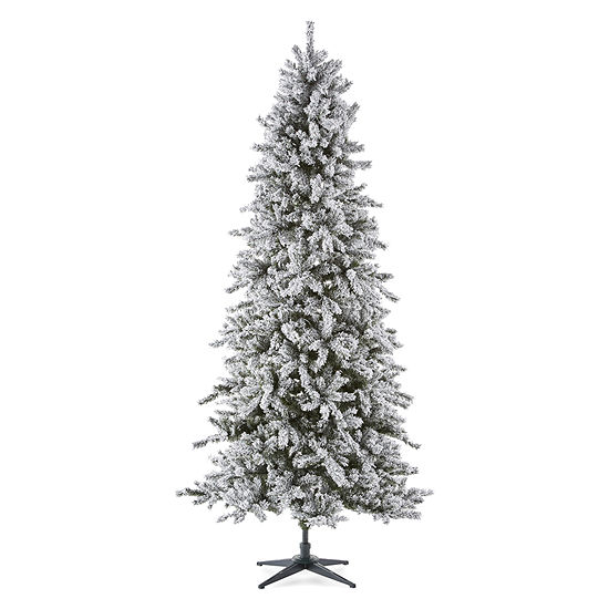 Jc Penney Christmas Trees: North Pole Trading Co. 9 Foot Farmington Spruce Pre-Lit