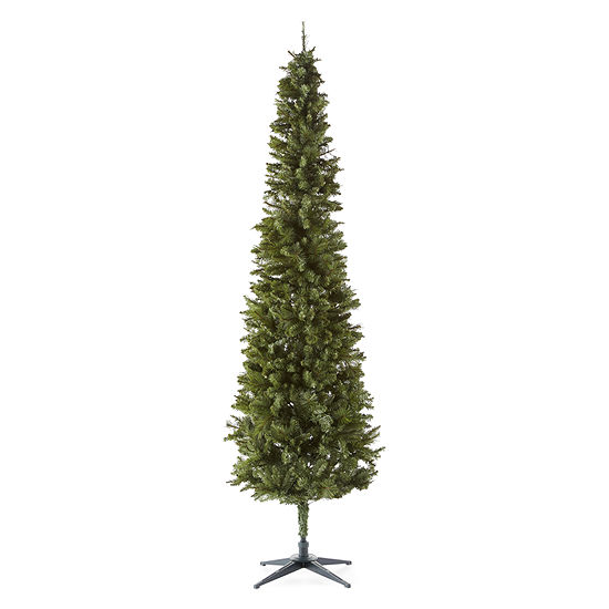 Jc Penney Christmas Trees: North Pole Trading Co. 9 Foot Clinton Pine Pre-Lit