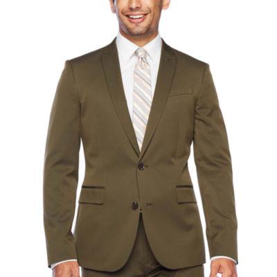 JF J.Ferrar-Slim Ultra Comfort Super Slim Fit Stretch Suit Jacket