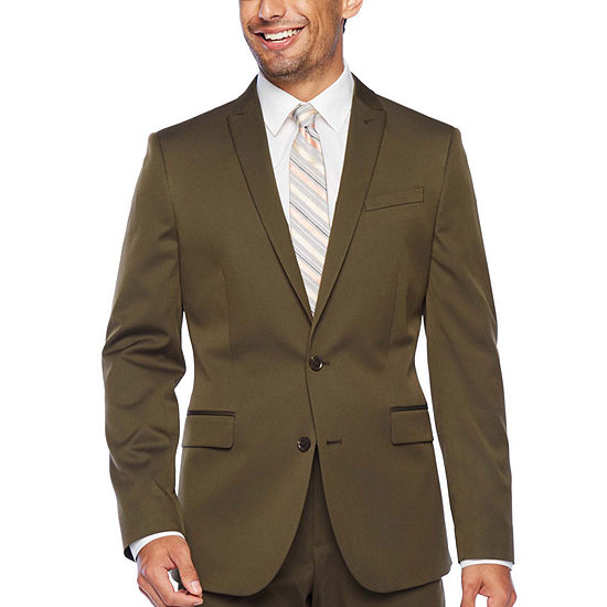 JF J.Ferrar Ultra Comfort Slim Fit Stretch Suit Jacket