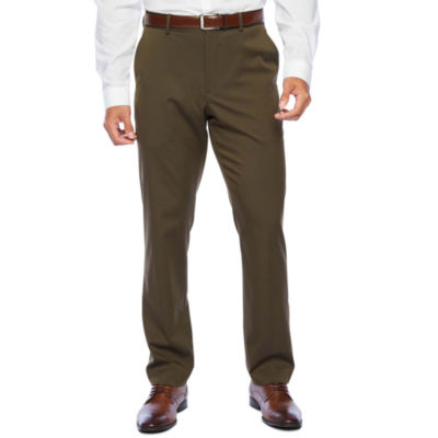 JF J.Ferrar Ultra Comfort Mens Stretch Slim Fit Suit Pants