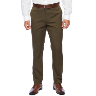 JF J.Ferrar Ultra Comfort Super Slim Fit Stretch Suit Pants
