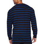 The Foundry Big & Tall Supply Co. Mens Crew Neck Long Sleeve T-Shirt