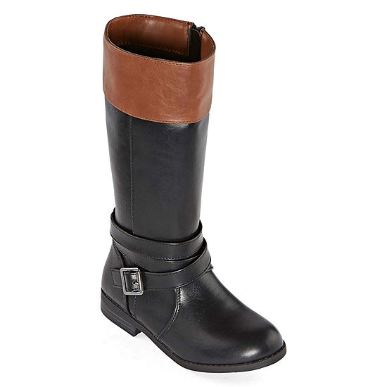 Arizona Girls Vienna Riding Block Heel Boots