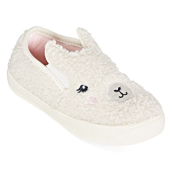 Carter's Toddler Girls Carina Closed Toe Slip-On Shoe
