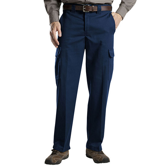 Dickies® Relaxed Fit Straight Leg Cargo Work Pants