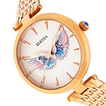 Bertha Womens Rose Goldtone Stainless Steel Bracelet Watch - Bthbr9403