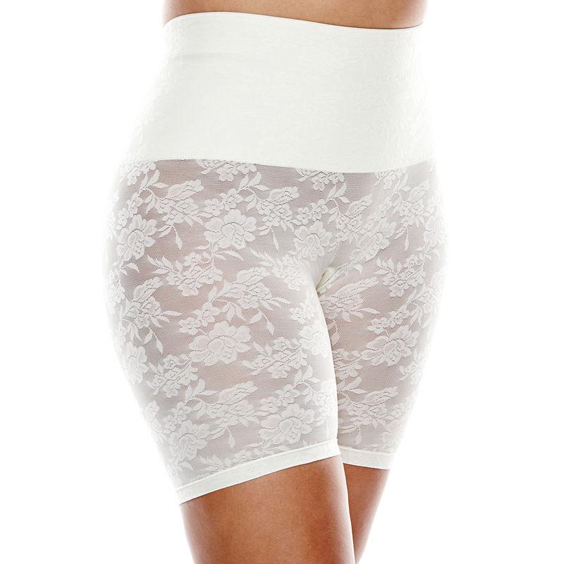 Cortland Intimates Long Leg Control Briefs - 5064 Plus plus size,  plus size fashion plus size appare