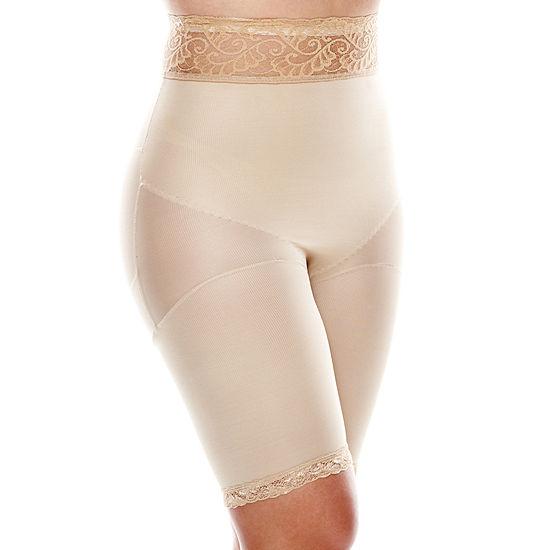 Cortland Intimates High Waist Long Leg Briefs - 5073 Plus