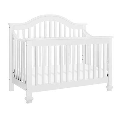 DaVinci Clover 4-in-1 Convertible Crib - White