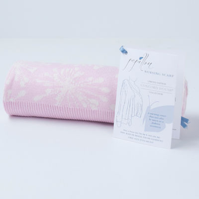 Nursing Scarf Grace Space Pink