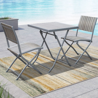 Corliving 3-pc. Bistro Set