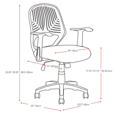 WORKSPACE OFFICE CHAIR