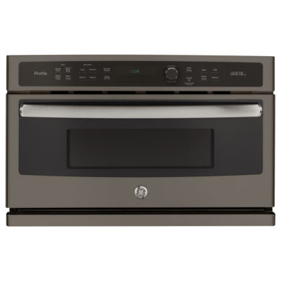 """GE Profile™ Series 30"""" Single Wall Oven with Advantium® Technology"""