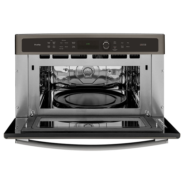 "GE Profile™ Series 30"" Single Wall Oven with Advantium® Technology"