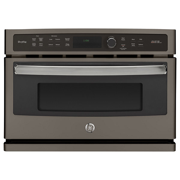 "GE Profile™ Series 27"" Single Wall Oven with Advantium® Technology"