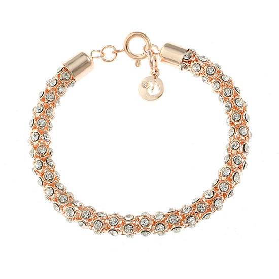 Gloria Vanderbilt 7.5 Inch Cable Chain Bracelet