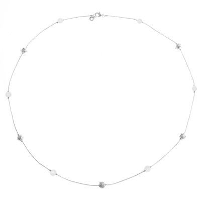 Gloria Vanderbilt Womens Strand Necklace