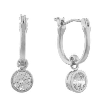 Gloria Vanderbilt 13mm Circle Hoop Earrings