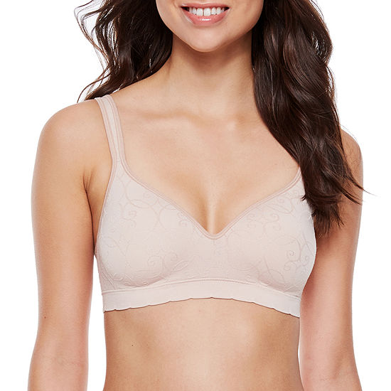 Underscore Seamless Padded Wireless Full Coverage Bra