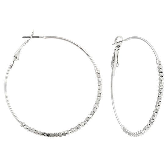 Bold Elements 1 Pair Drop Earrings