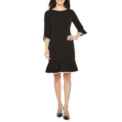 Alyx 3/4 Sleeve Shift Dress