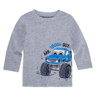Okie Dokie Graphic T-Shirt-Baby Boy NB-24M