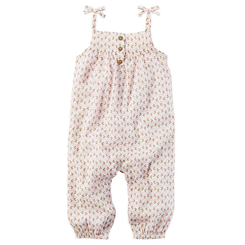 Carter's Sleeveless Jumpsuit - Baby