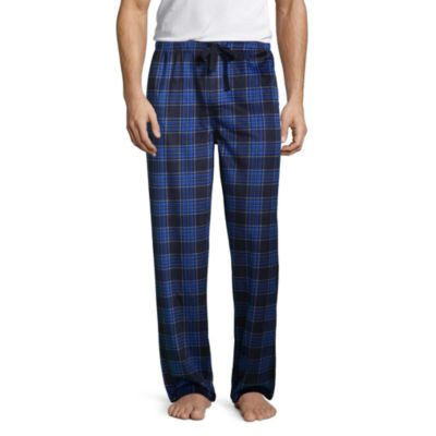 Van Heusen Silky Fleece Pajama Pants - Men's
