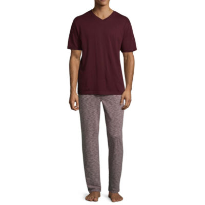 Stafford® Knit Pajama Set- Men's