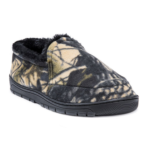 MUK LUKS® Camouflage Moccasin Slippers