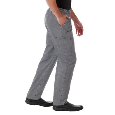White Swan Unisex Chef Pants
