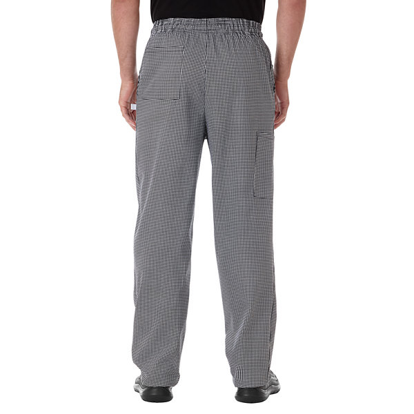 5 Star Chef Apparel Unisex Chef Pants-Big