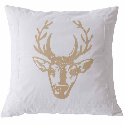 Kensie Delilah Square Throw Pillow